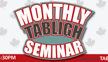 Tabligh Conference Stats